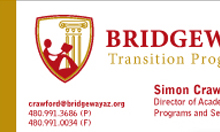 Bridgeway Business Card