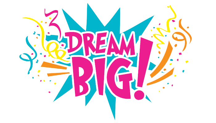 Logo For Dream Big Auction