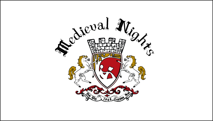 Logo For Medeival Nights